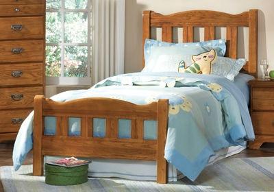 Carolina Furniture Works Slat Headboard 387430