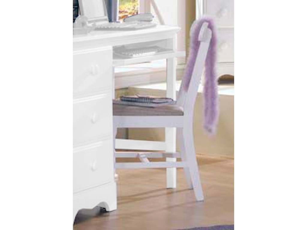 Carolina furniture works youth bedroom chair 410000 for Carolina furniture