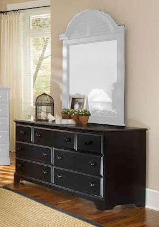 Carolina Furniture Works Bedroom Dresser 435700 Lenoir