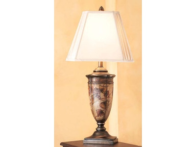 Midwest Cbk Lamps And Lighting Table Lamp 11611 Tin