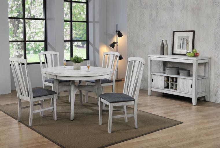 Eci Dining Room Round To Oval Dining Table 0425 80 Rtrb