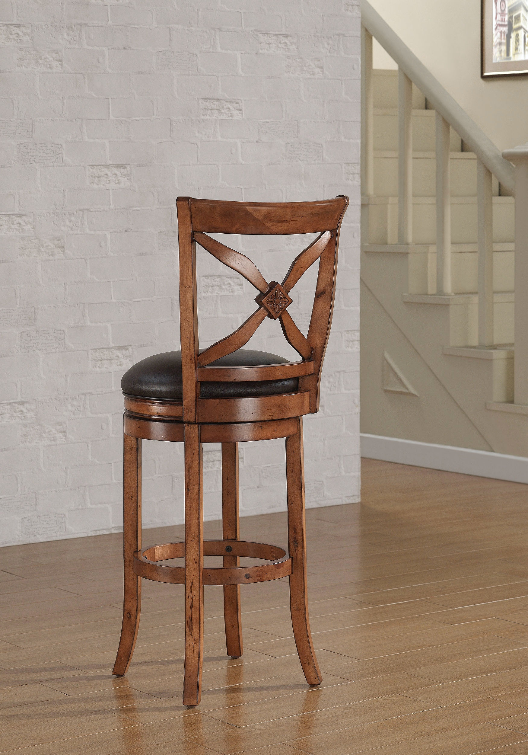 American Woodcrafters Bar and Game Room Bar Stool B2 201  : 20120stool20 2 from www.bosticsugg.com size 1024 x 768 jpeg 44kB