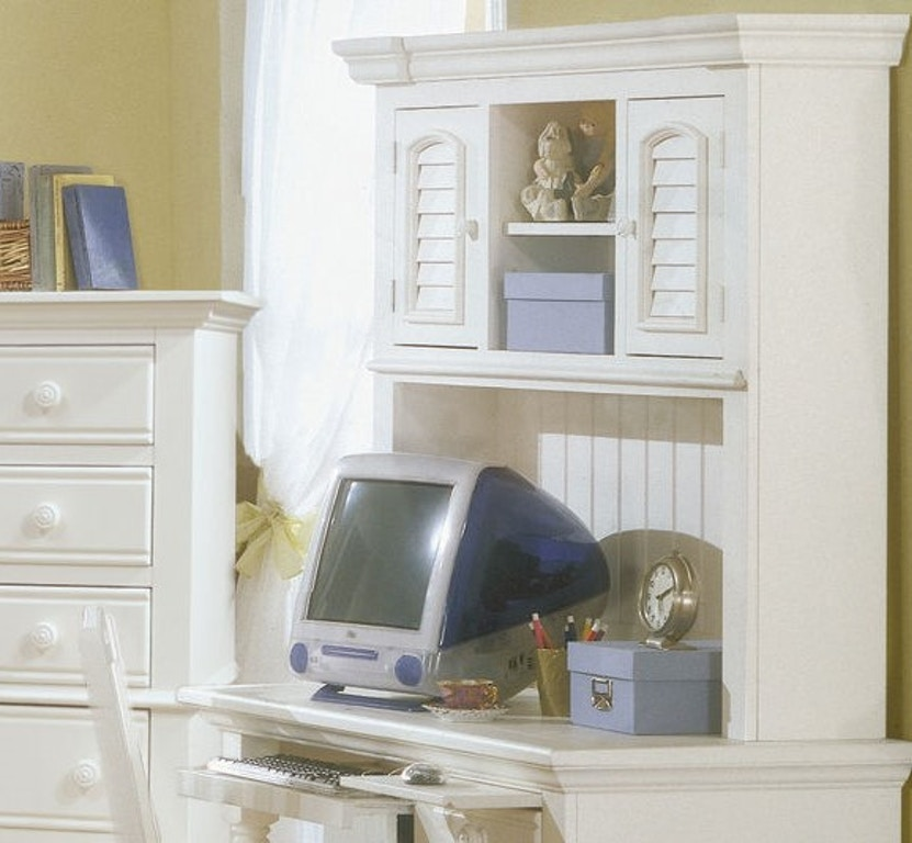 Magnificent American Woodcrafters Youth Computer Hutch 6510 546 Best Image Libraries Counlowcountryjoecom