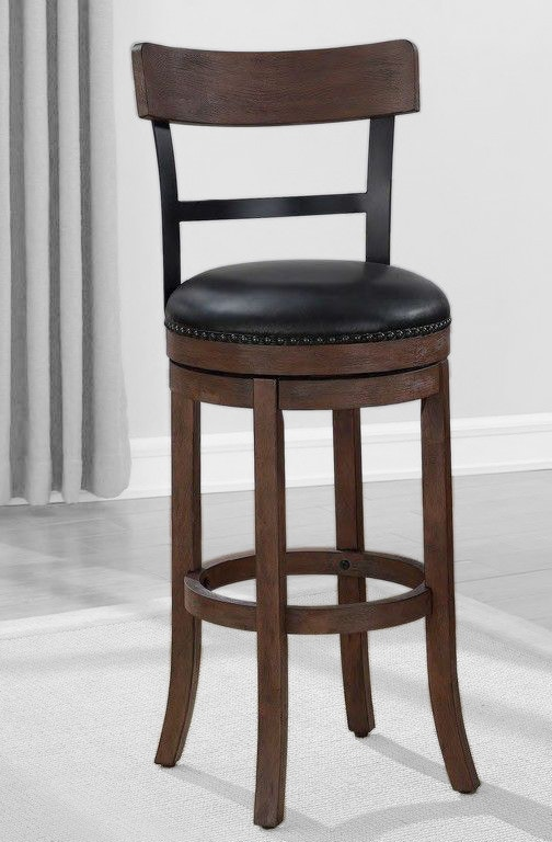 American Woodcrafters Bar And Game Room Bar Stool B2 208