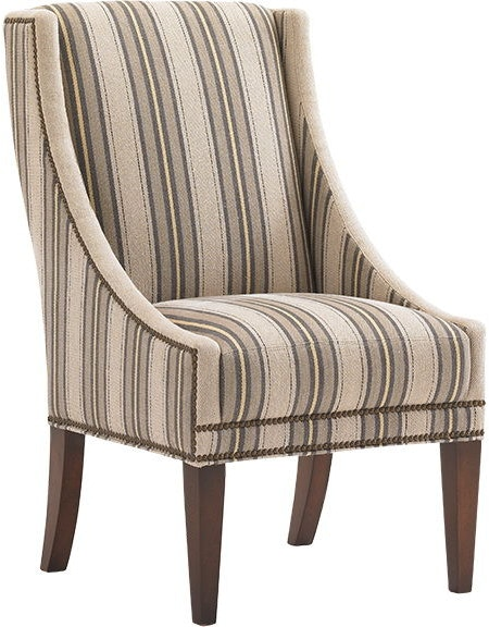 Ivory cabinets ivory fabric arm chair ivory living room furniture - Lexington Living Room Stonepine Chair 1500 13 Noel
