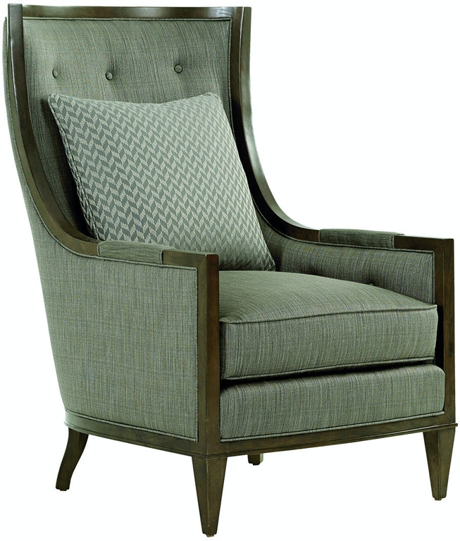 lexington 1597 11 living room greenwood chair. Black Bedroom Furniture Sets. Home Design Ideas