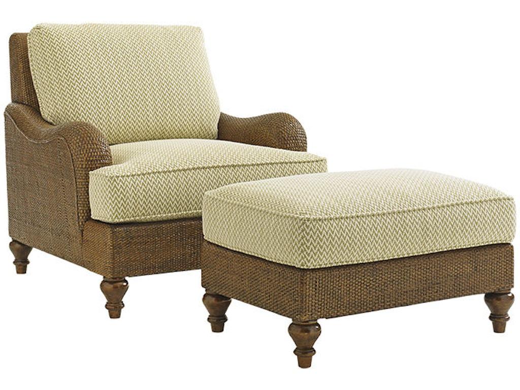 Lexington Living Room Harborside Chair 1774 11 Blockers Furniture Ocala Fl