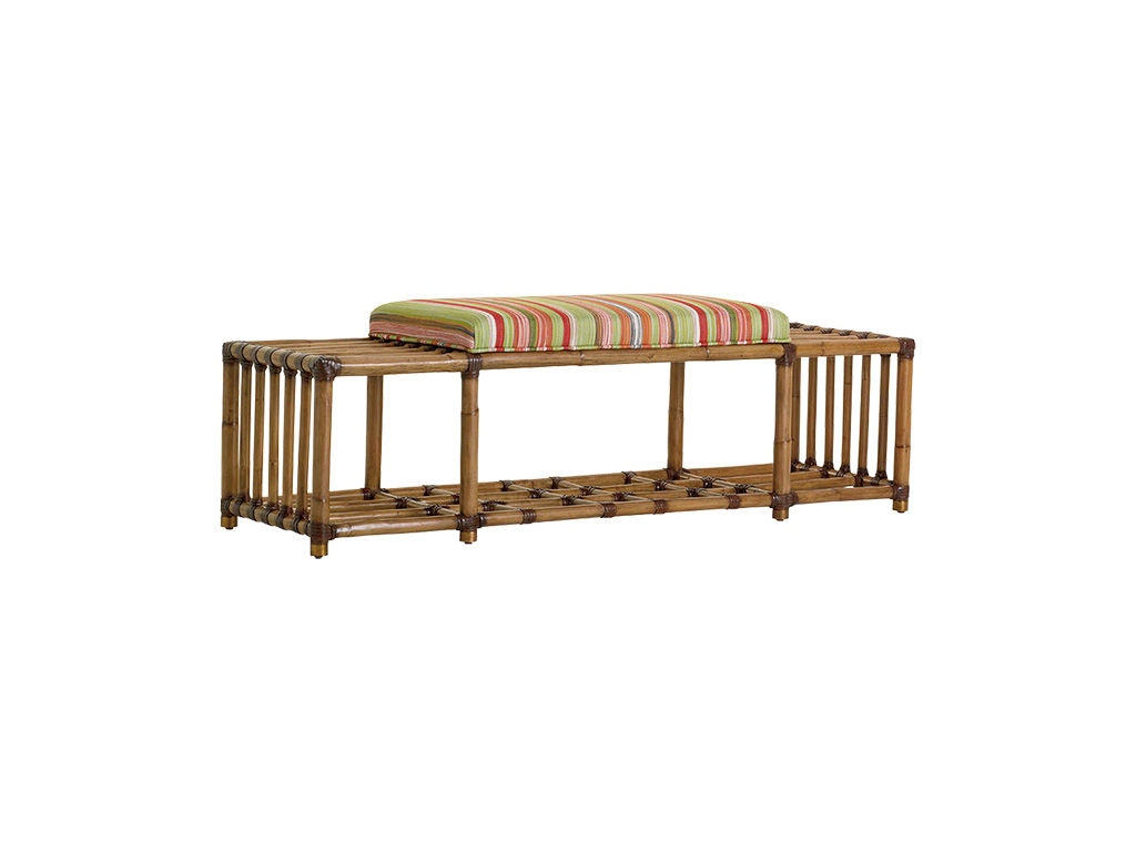 Tommy Bahama Home Seafarer Bench 1914 25
