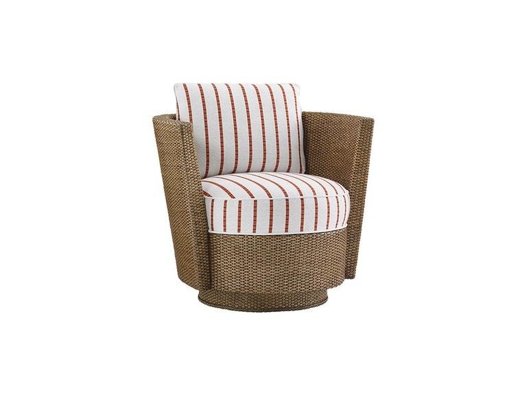 Lexington Tarpon Cay Swivel Chair 1953-11SW