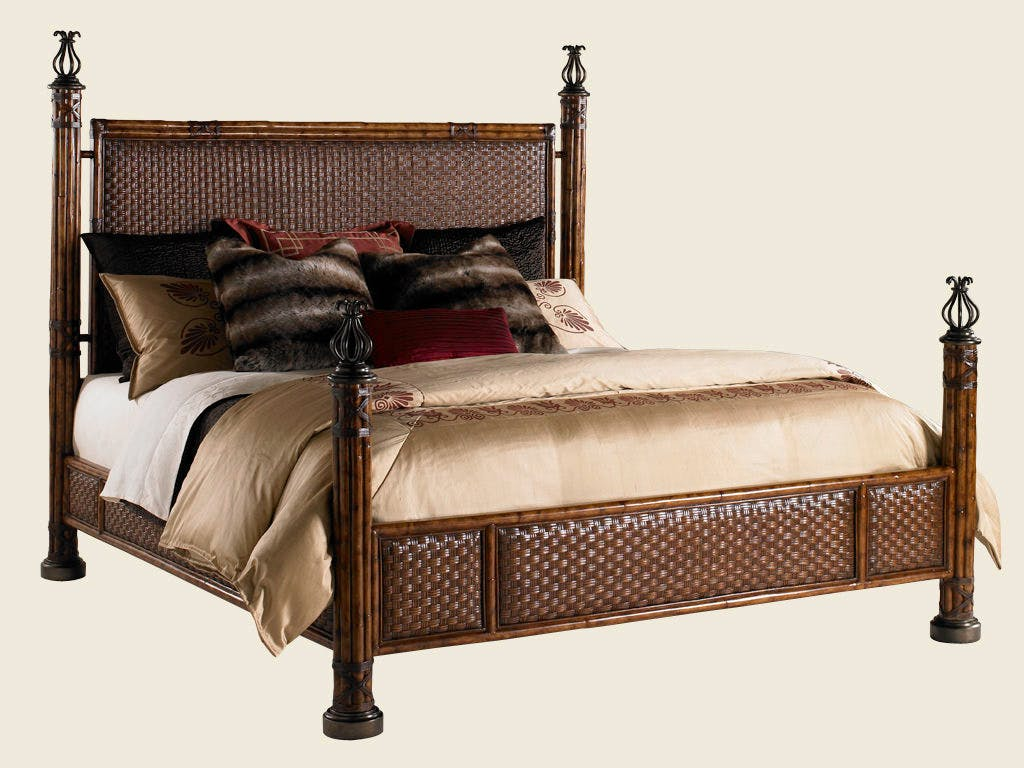 Lexington Bedroom Somers Isle Bed 6 0 California King 4011 105c Kalin Home Furnishings Ormond