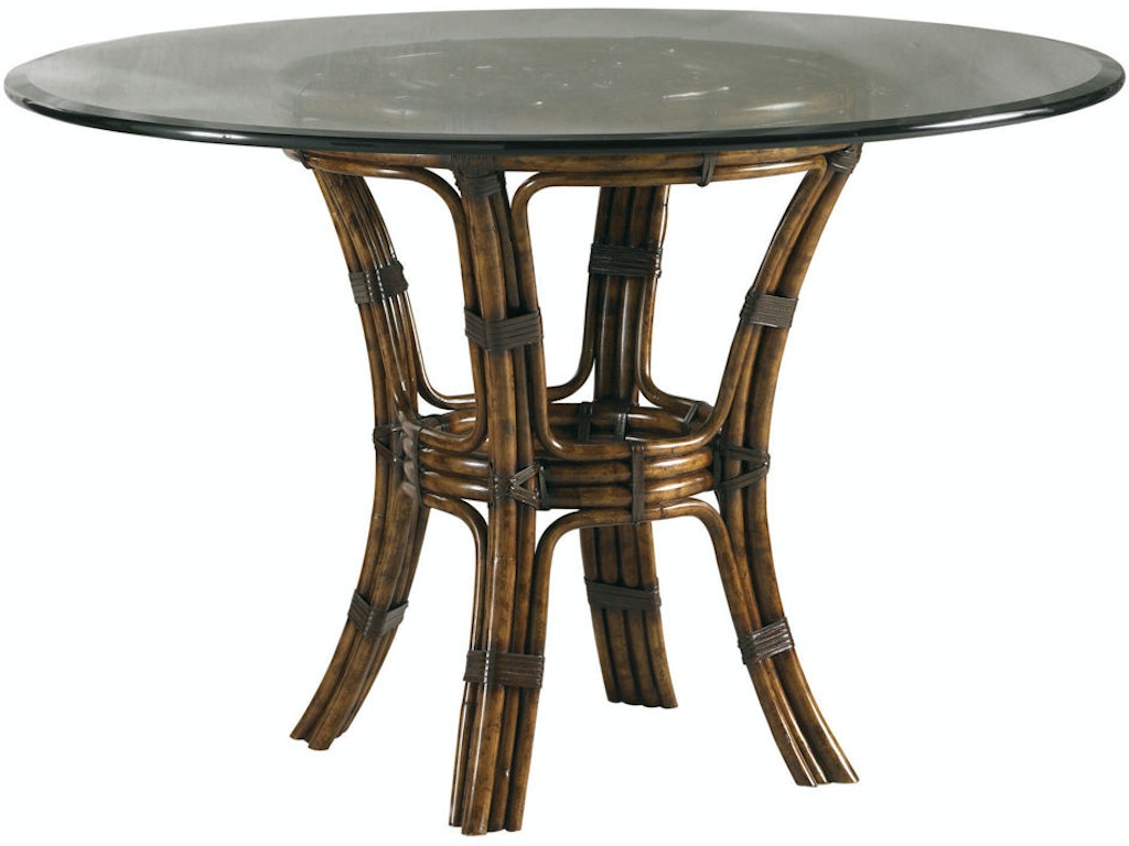 Lexington Dining Room Barbosa Dining Table Base 4011 401 Noel Furniture H