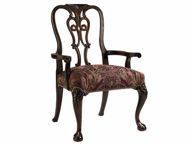 Oxford Square Arm Chair