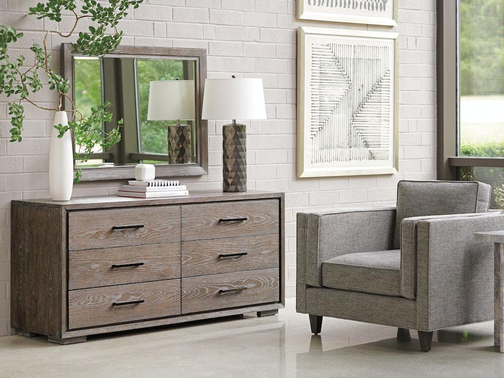 Lexington furniture cambia double dresser 411 222