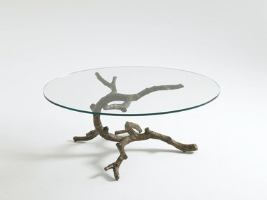Lone Cypress Cocktail Table