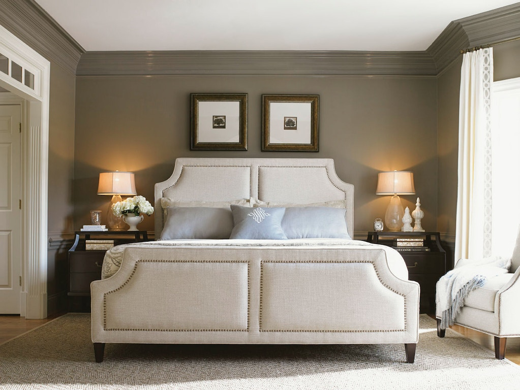 Lexington Bedroom Chadwick Upholstered 6 6 Bed 708 144c