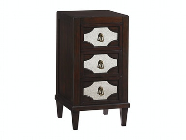 Lexington Lucerne Mirrored Nightstand 708-623