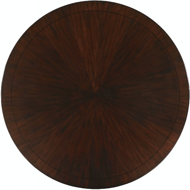 Dining Room Tables San Antonio: Lexington Dining Room Beverly Glen Round Dining Table 708