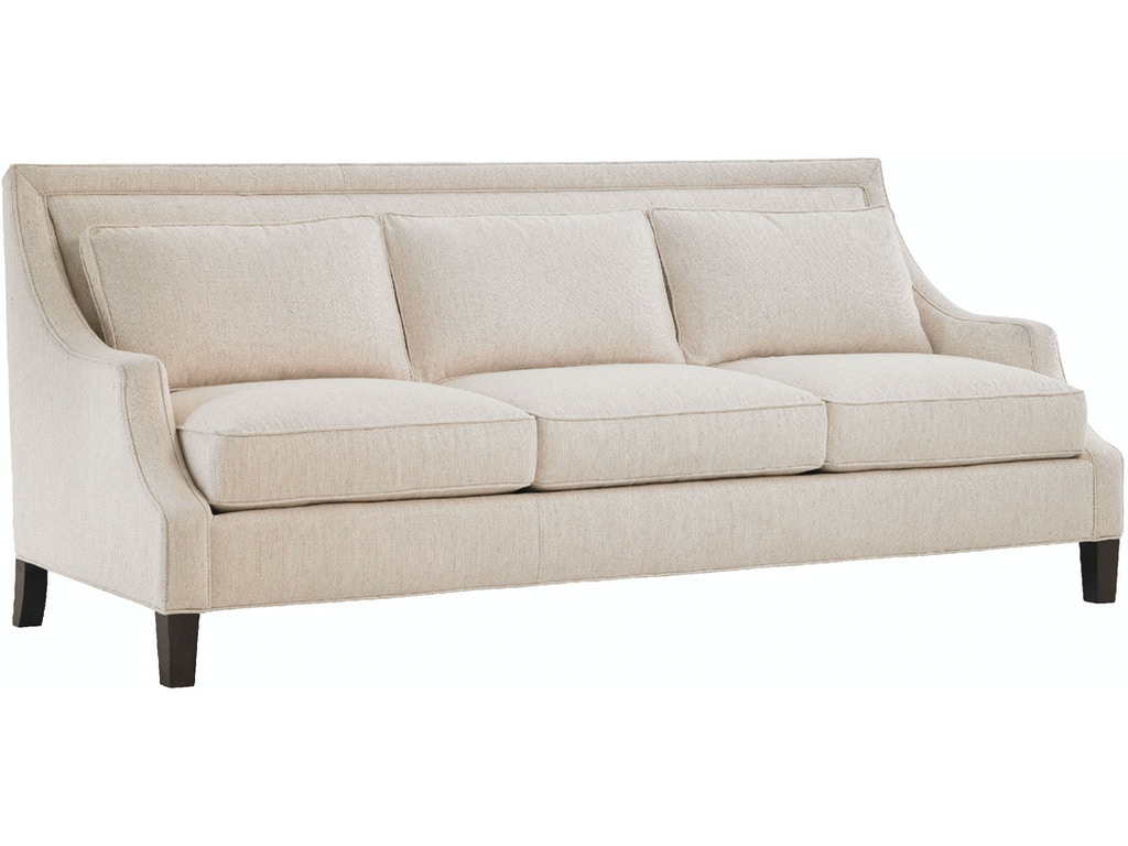 Lexington living room pendleton sofa 7101 33 quality for Quality furniture