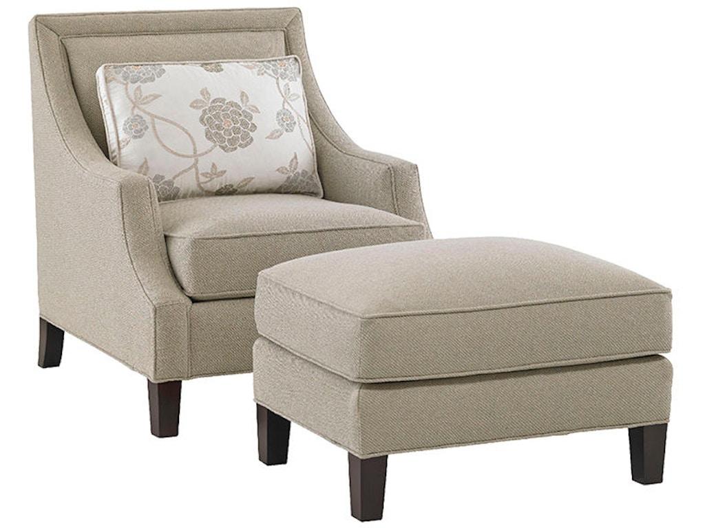 Lexington living room pendleton ottoman 7101 44 for K furniture mattress