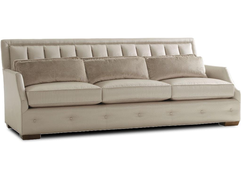 Lexington living room audrey sofa 7141 33 quality for Quality sofas