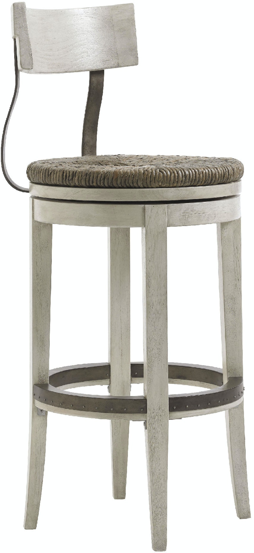 Lexington Bar And Game Room Merrick Swivel Bar Stool 714