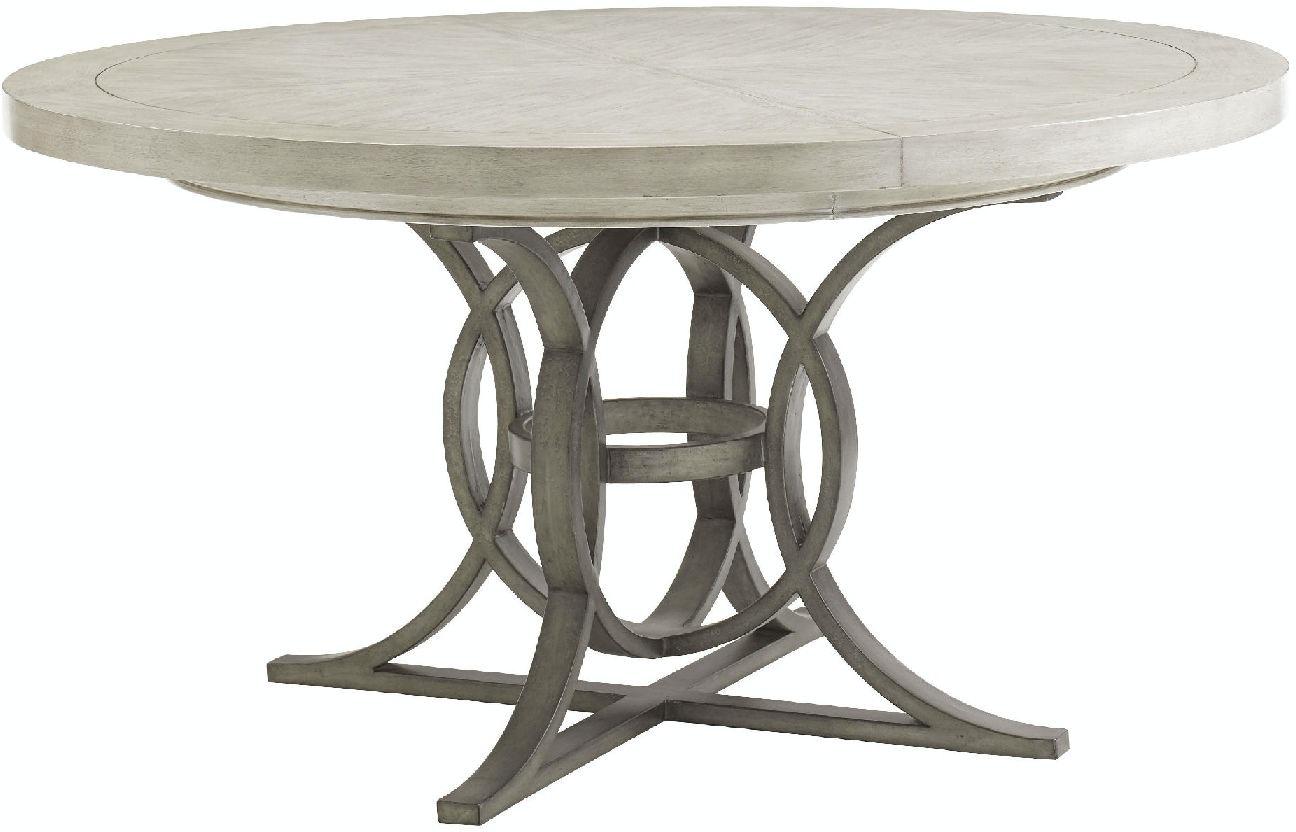 Lexington Dining Room Calerton Round Dining Table 714 875c
