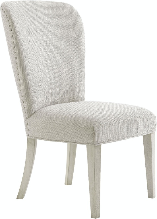 Lexington Dining Room Baxter Upholstered Side Chair 714