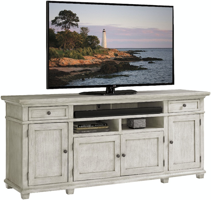 Lexington Kings Point Large Media Console Lx010714908 From Walter E Smithe Furniture Design