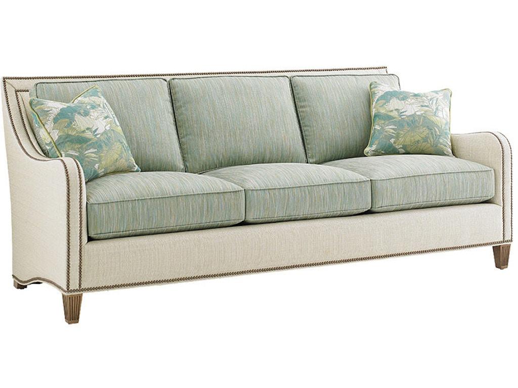 Lexington living room koko sofa 7212 33 quality for Quality furniture