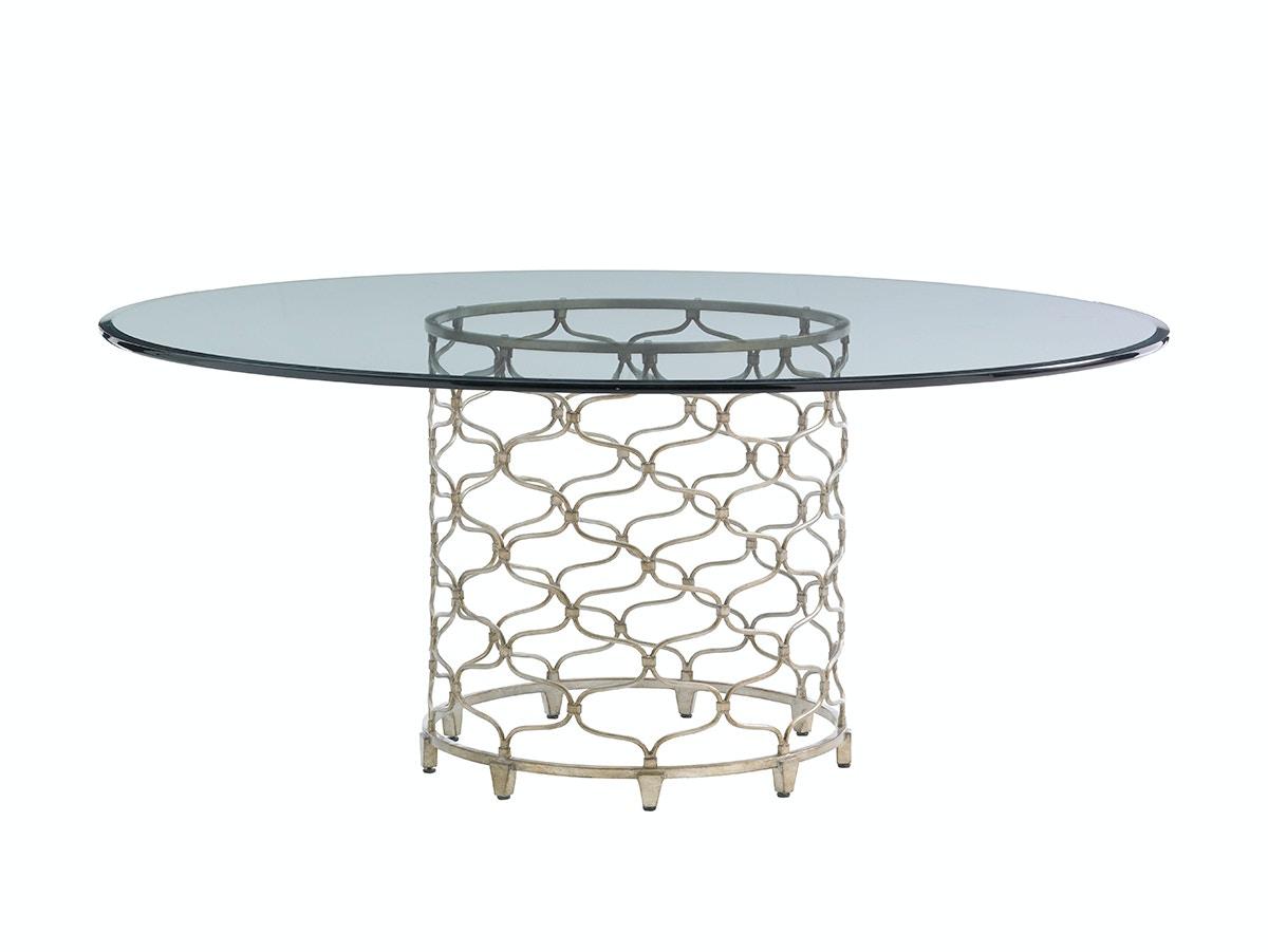 Lexington Bollinger Round Dining Table Base 721 875