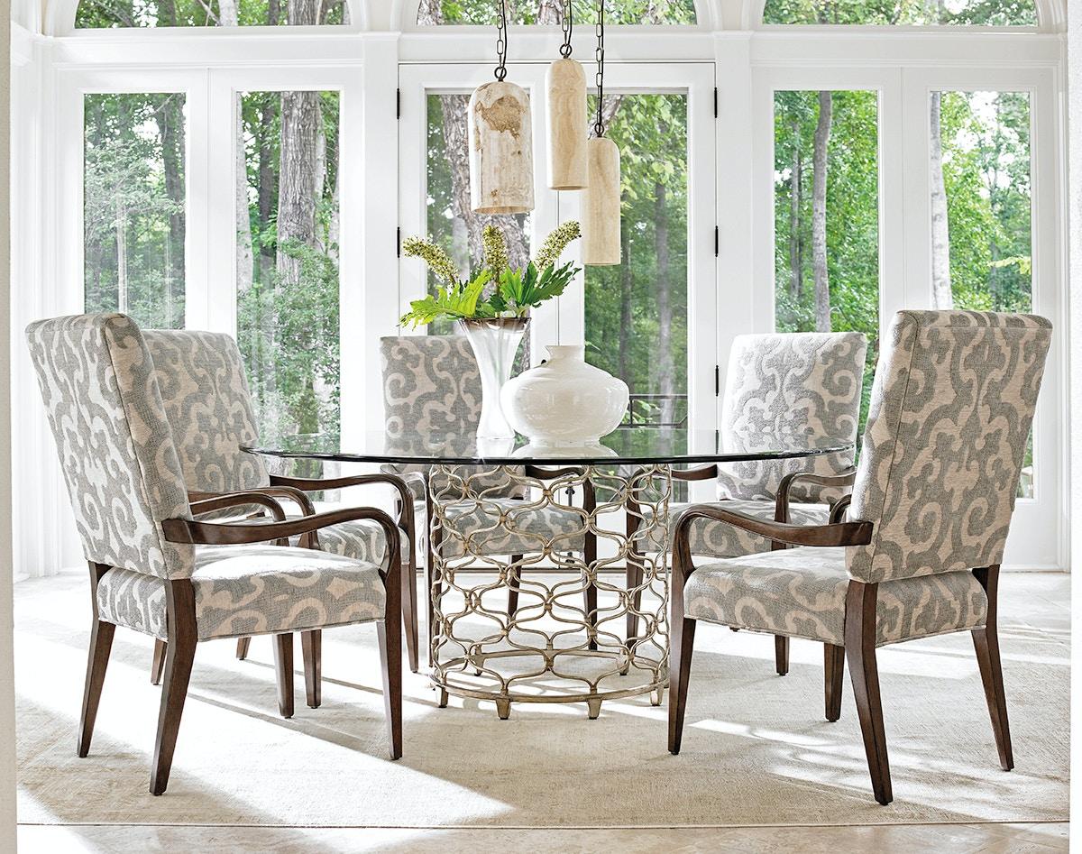 Lexington Furniture Bollinger Round Dining Table Base 721 875