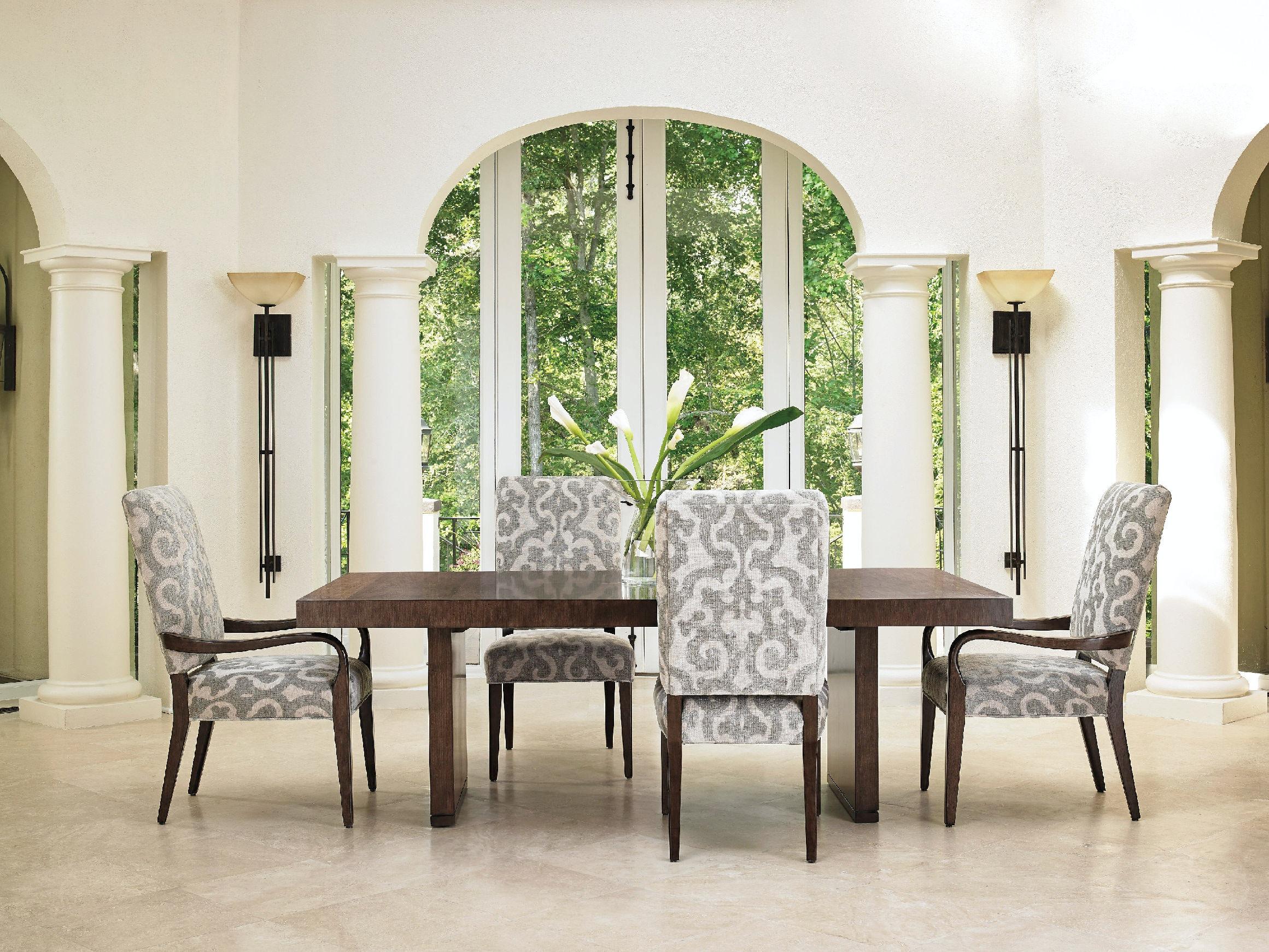 Genial Lexington San Lorenzo Dining Table 721 877