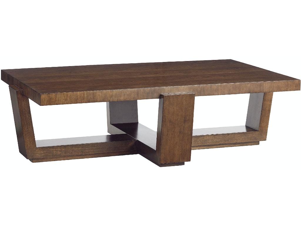 Lexington living room esplanade cocktail table 721 947 for K furniture mattress