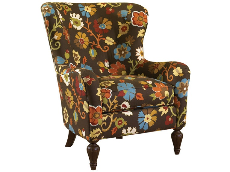 Lexington Living Room Tremont Chair 7223 11 Hickory