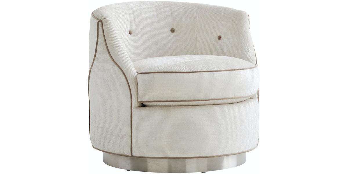 Lexington 7239 11sw Living Room Robertson Swivel Chair