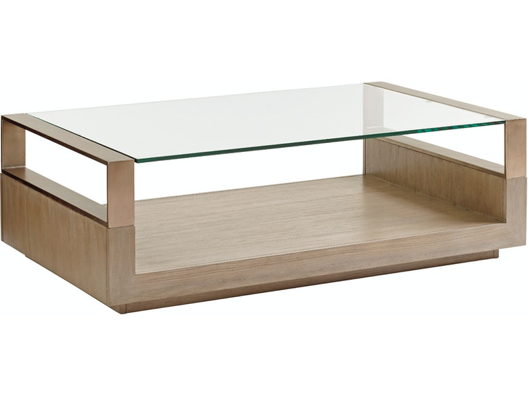 Center Stage Rectangular Tail Table