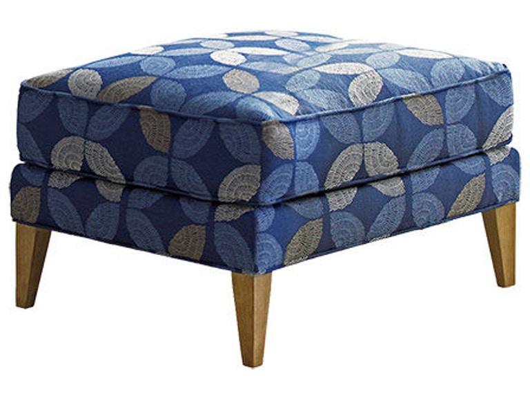 Lexington Coconut Grove Ottoman 7287-44