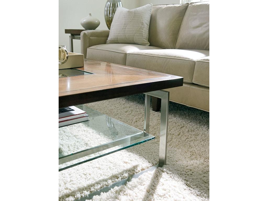 Lexington Living Room Granville Cocktail Table 729 947c