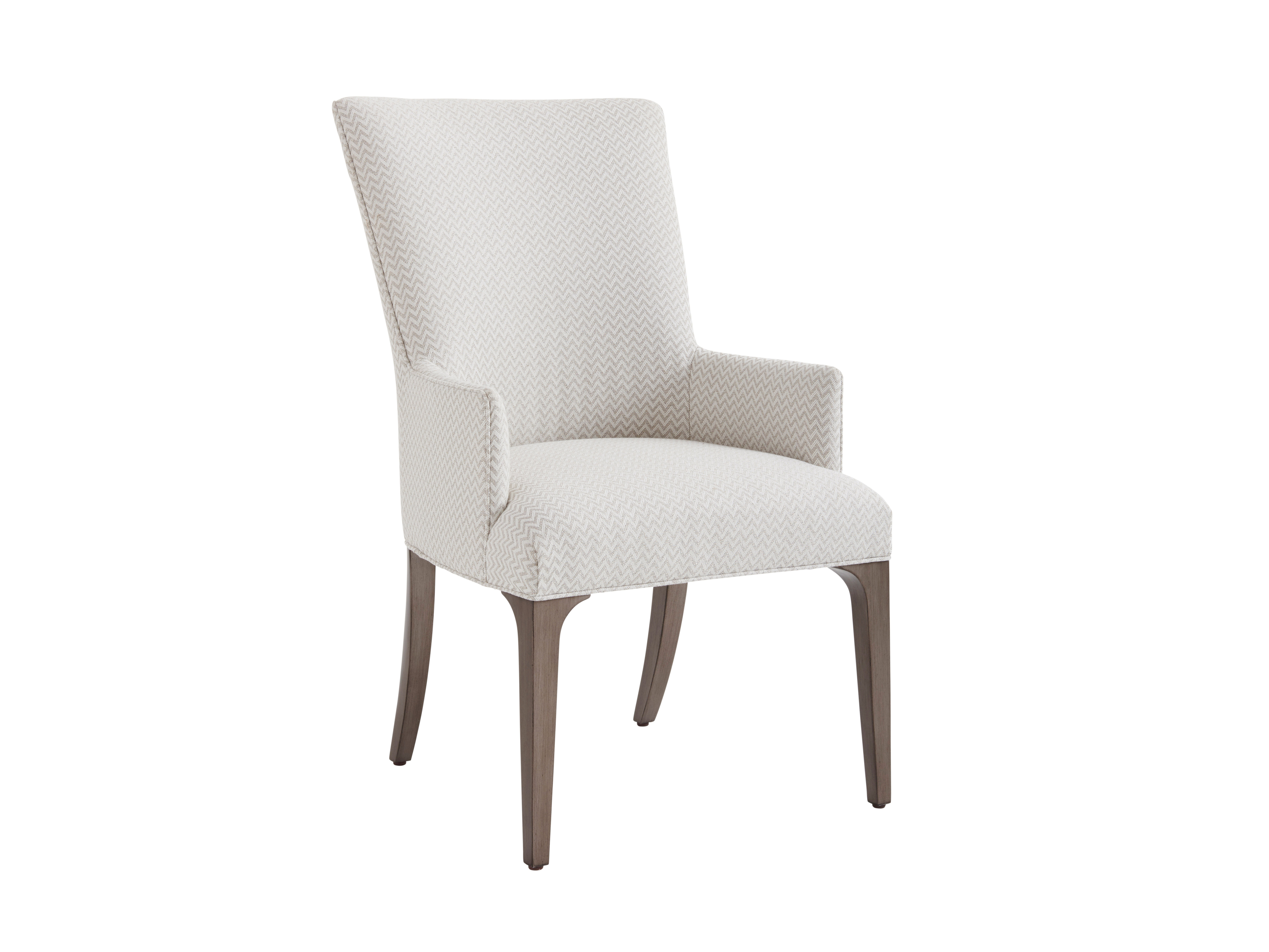 Beau Lexington Bellamy Upholstered Arm Chair 732 883 From Walter E. Smithe  Furniture + Design