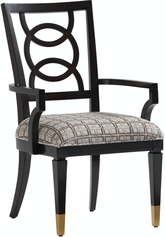 Lexington Dining Room Pierce Upholstered Arm Chair 736-881