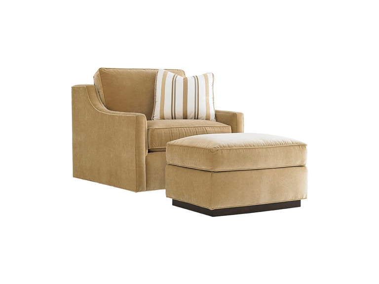 Lexington Bartlett Swivel Chair 7566-11SW