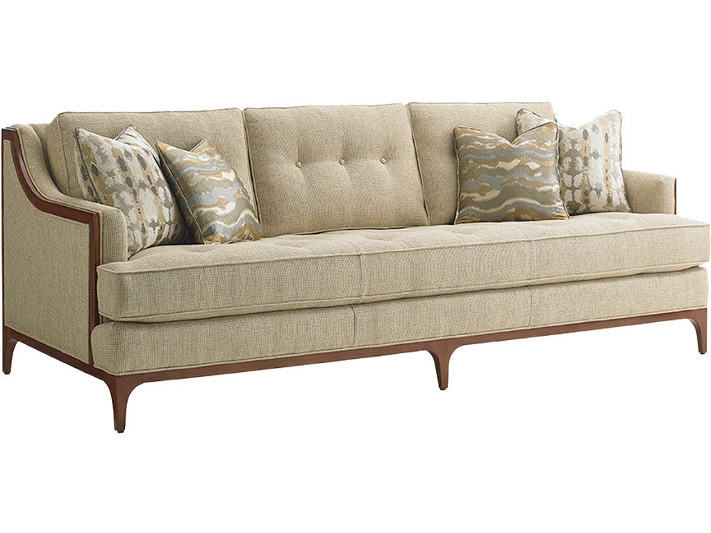 Lexington Living Room Barclay Sofa 7577 33 Lexington Home Brands Thomasville Nc