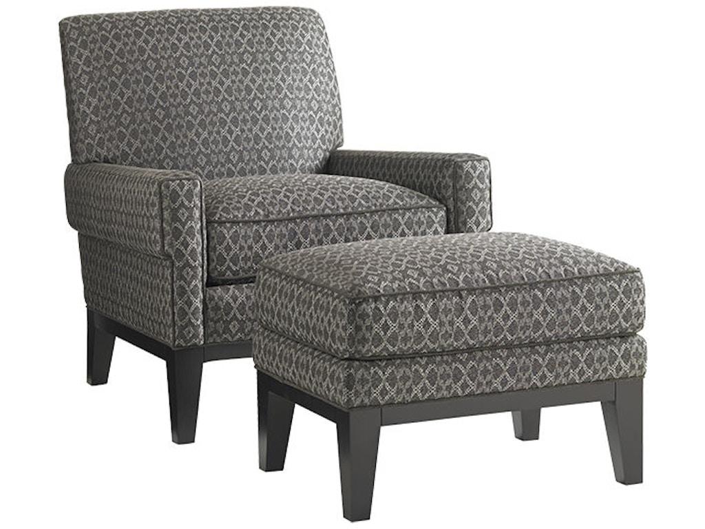 Lexington Living Room Giovanni Ottoman 7579 44 Russell 39 S Fine Furniture San Jose Ca Santa
