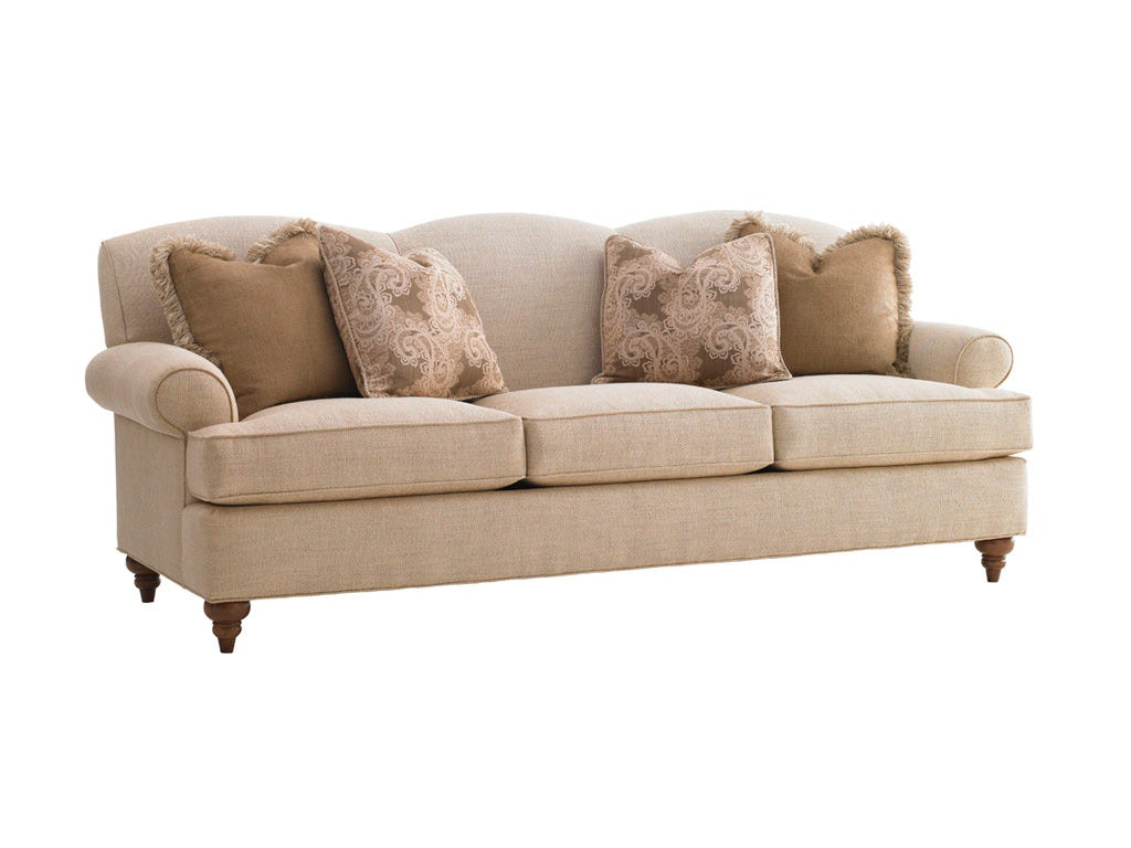 Lexington Living Room Montgomery Tight Back Sofa 7586 33