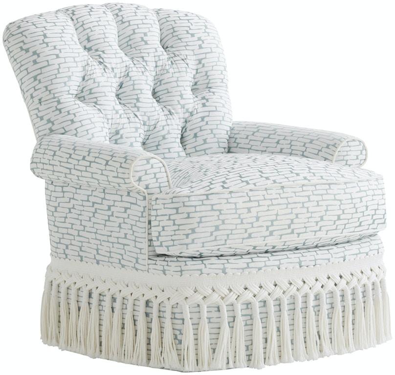 Pleasing Lexington Living Room Kempton Swivel Chair 7627 11Sw Machost Co Dining Chair Design Ideas Machostcouk