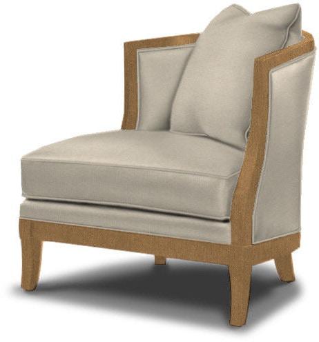 Lexington Living Room Garland Right Arm Facing Chair 7640