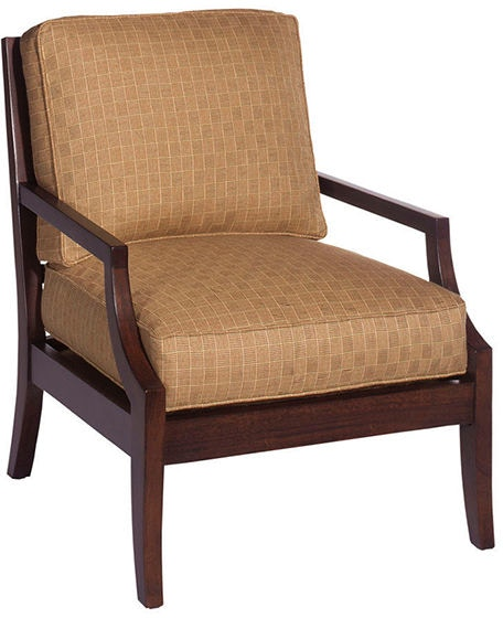 Lexington Living Room Joey Chair 7675 11 Brownlee S