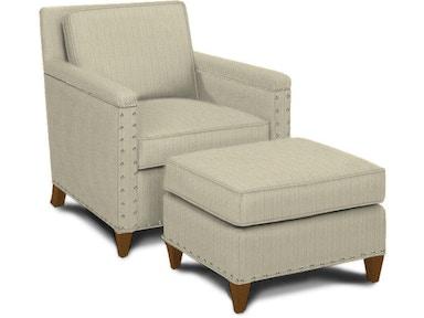 Lexington Living Room Chase Chair 7725 11 Lenoir Empire