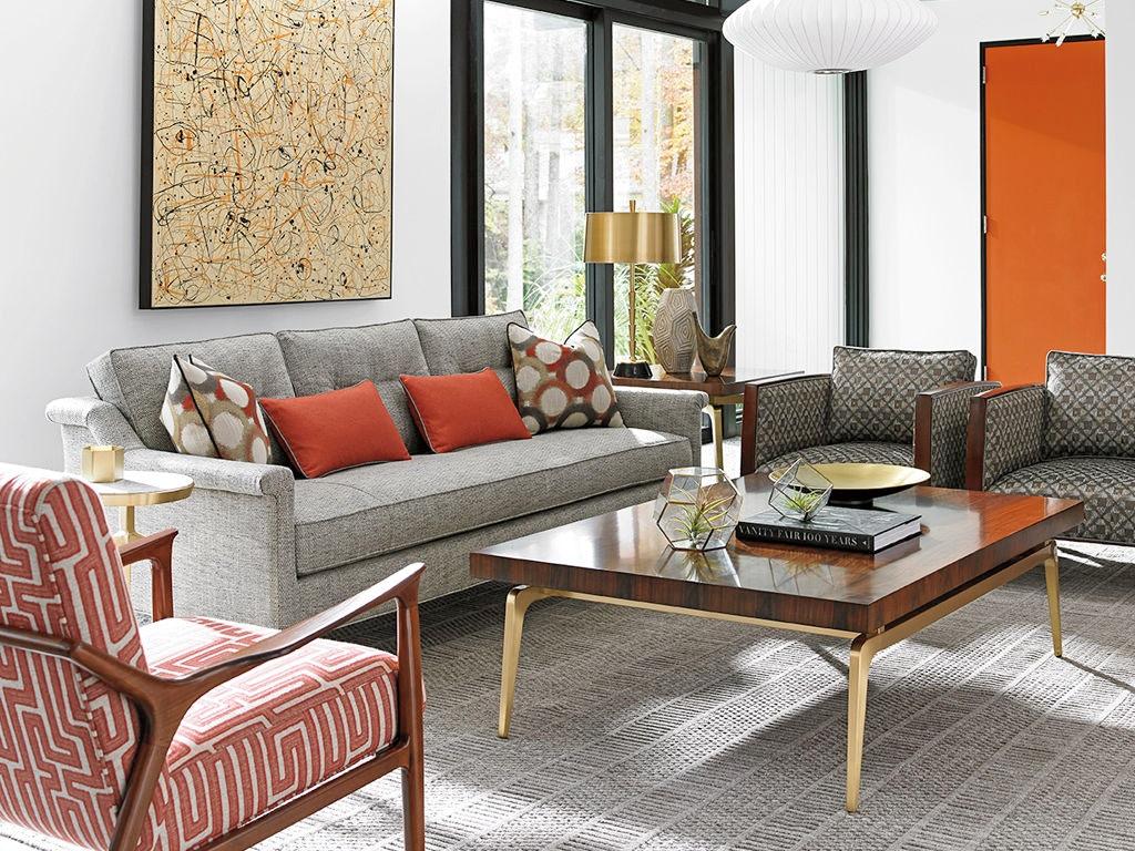 Lexington Living Room Whitehall Sofa 7780 33 Louis