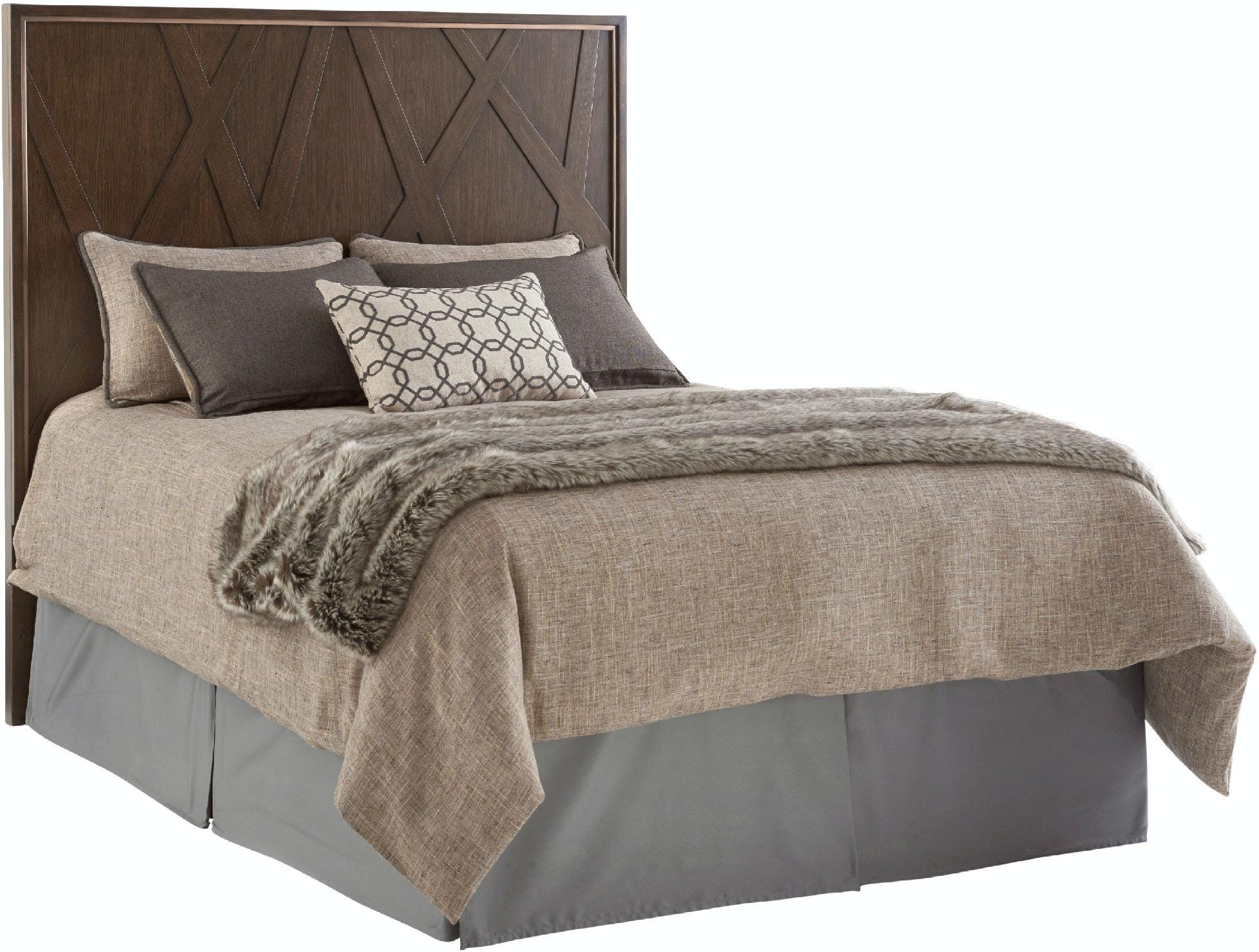Queen Headboards Metal Highway Brown Metal Queen Size: Lexington Bedroom Radian Panel Bed 5/0 Queen Headboard 790
